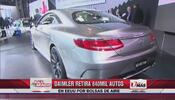 Daimler retira 840 mil autos del mercado de EEUU