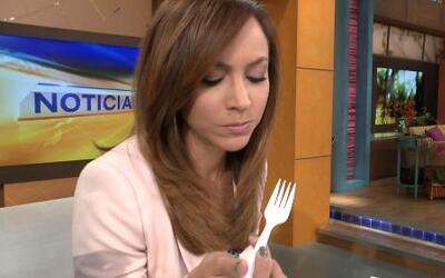 Mira lo que comen los presentadores detrás de cámaras en Despierta