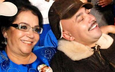Lupillo Rivera contradijo a su mamá doña Rosa