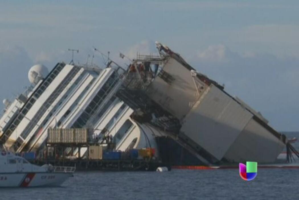 La nave disponía, al momento del naufragio, de 1500 cabinas, de las cual...