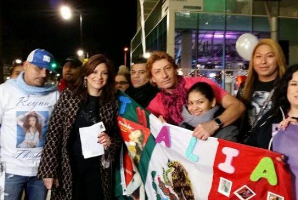 Nuestra Cecilia Bográn, reportera de Univision 34 Los Ánge...