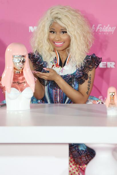 Para las chicas dinámicas y divertidas, como Nicki Minaj, est&aac...