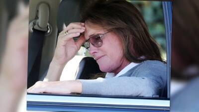 Bruce Jenner parece que quiere llorar