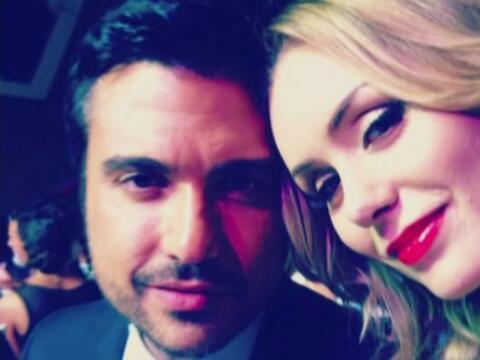 Jaime Camil y Heidi Balvanera se casaron sorpresivamente el año p...