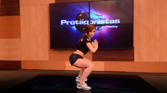 Laura, una puertorriqueña que además de talento, es pura sabrosura.