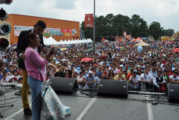 El reventón de Fiestas Patrias en Atlanta contó con el carisma y la bell...