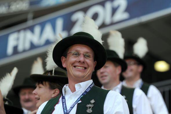 No faltaron los bávaros más tradicionales.