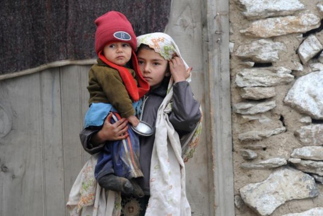 El número de niños muertos por la guerra en Irak se desconoce. Pueden se...