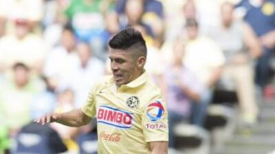 Oribe Peralta, además de anotar un gol dio una asistencia.