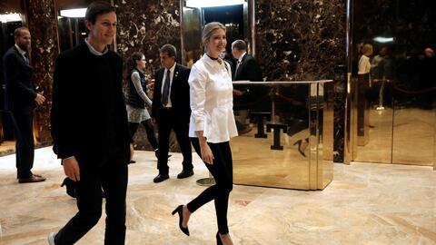 ¿Pagarías más de 50,000 dólares por tomarte un café con Ivanka Trump?