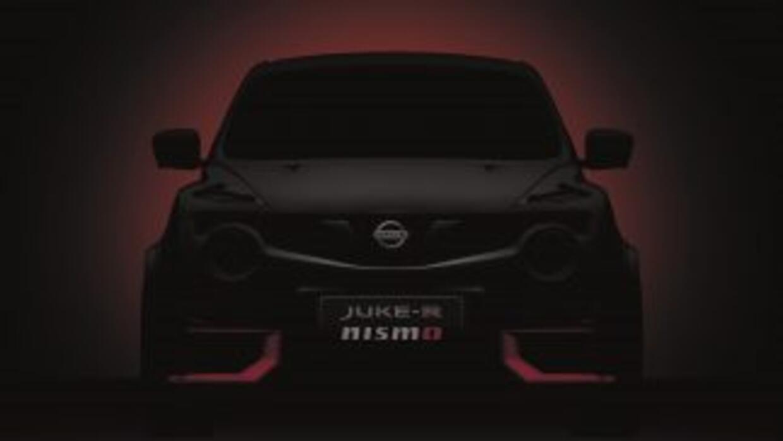 Nissan Juke-R Nismo 2016