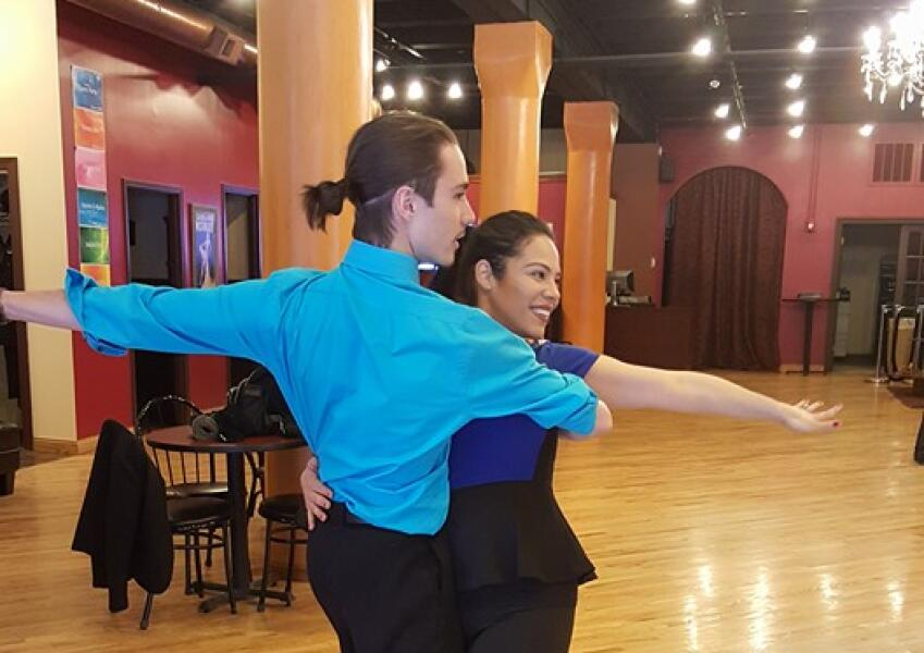 Ericka Pino participará en Dancing with Chicago Celebrities