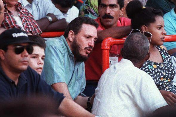 Fidel Ángel Castro Díaz-Balart (1 de septiembre de 1949, La Habana)  es...