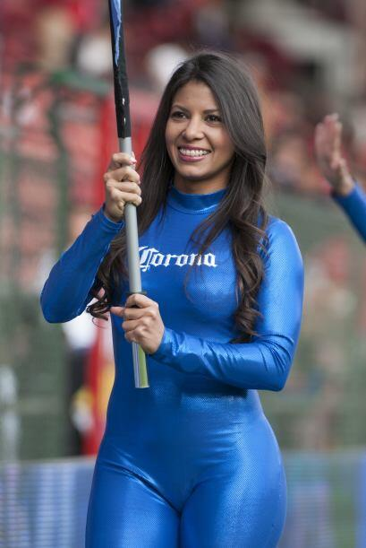 Vota por las porristas del Toluca-Cruz Azul