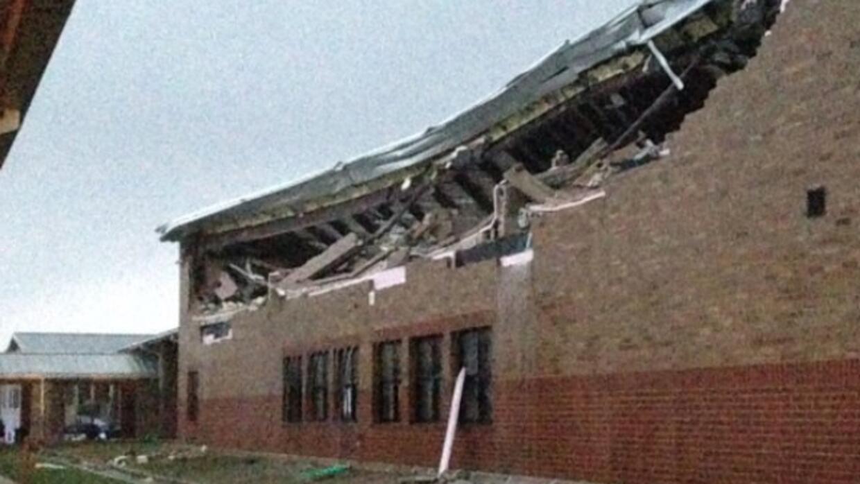Tornado en San Antonio