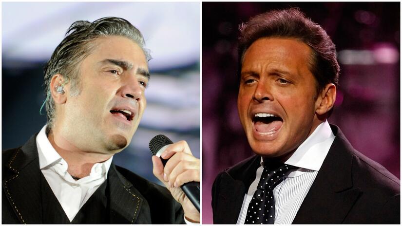 Representante de Alejandro Fernández aclara la demanda contra Luis Miguel
