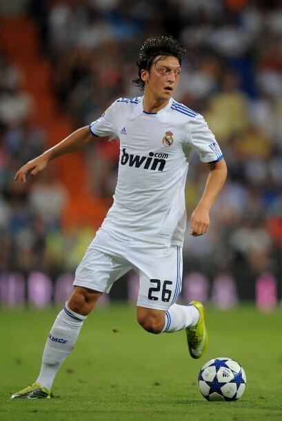 ¿Quién puede poner en duda que el alemán Mesut Özil fue de las mejores s...