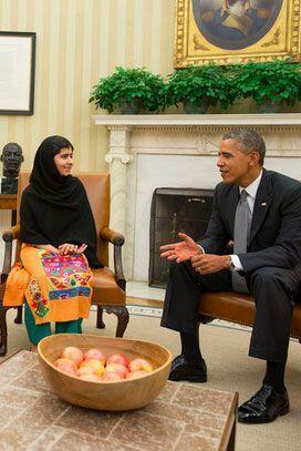 El presidente Barack Obama ha admirado cada una de las acciones de esta...