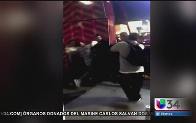 Policía revela video de sospechoso en apuñalamiento en Wilmington