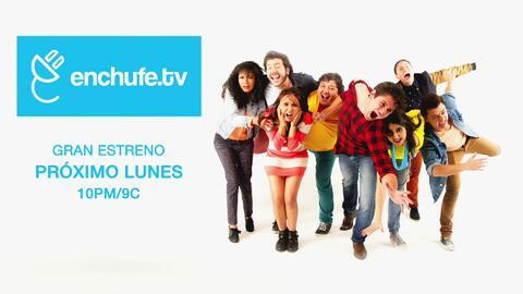 No te pierdas Enchufe TV lunes 10PM/9C por Galavisión.