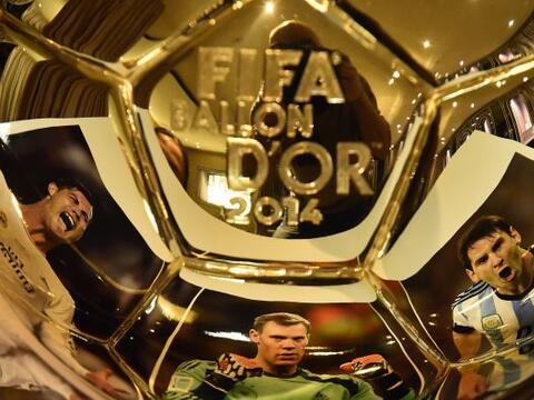 Este lunes se llevará a cabo la tradicional gala de la FIFA donde...
