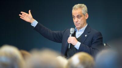 Emanuel afirmó que el aumento beneficiará a más de 200 mil empleados.