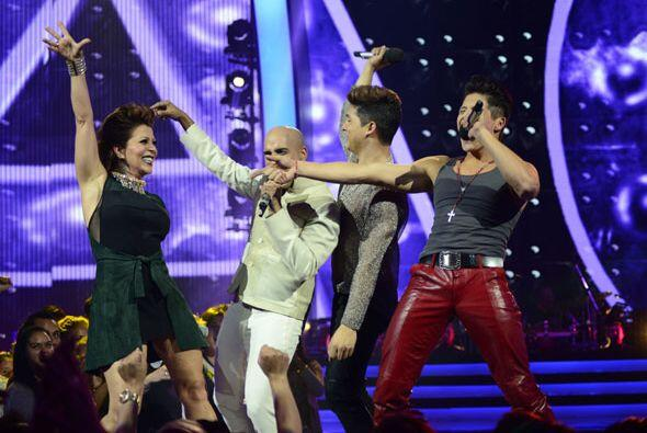 La Reina del Rock eligió a Danny Montejo, José Palacio y Fer Corona para...