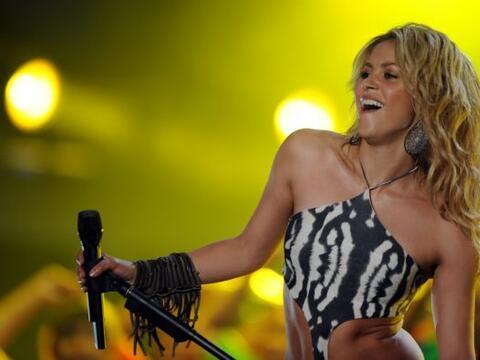 11. Shakira ¡Otra diva latina! La colombiana ha bajado un par de p...