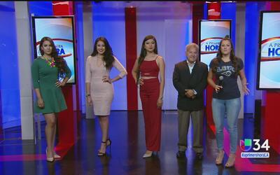 Conoce a las candidatas a Señorita de las Fiestas Patrias México