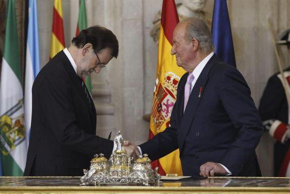 Rajoy refrenda esta tarde la ley orgánica que hará efectiv...