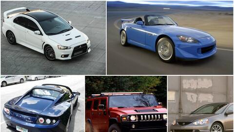Hay modelos que quedan fuera de la producción en las fábricas y automáti...