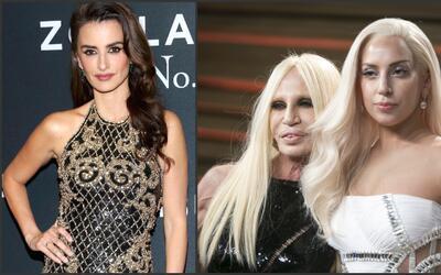 Aunque el parecido entre Lady Gaga y Donatella Versace pudiera ser mayor...