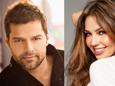 El productor Salvador Mejía quiere a Thalía y Ricky Mart&i...