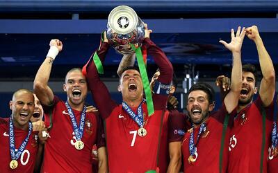 Cristiano Ronaldo Eurocopa