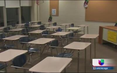 Epidemia de flu cierra distrito escolar en Chicago
