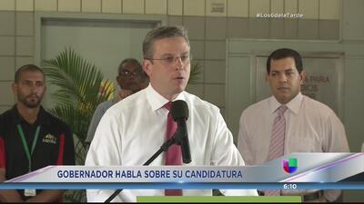 García Padilla esquiva hablar de su futuro político