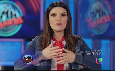 """Laura Pausini: """"Puerto Rico es una islita mágica"""""""