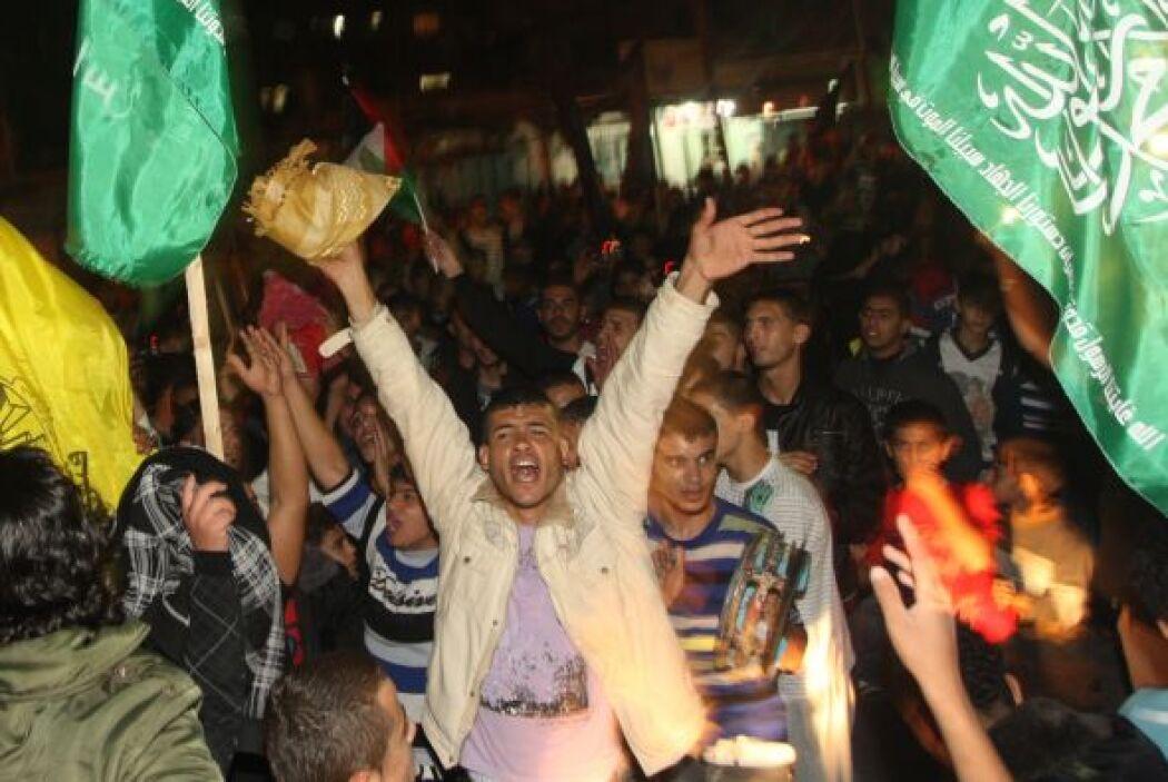 El movimiento islamista Hamas anunció a través de su cadena de televisió...