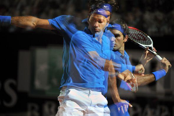 Y Tres: Si Federer es capaz de añadir un título más del Grand Slam a su...
