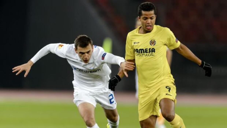 Los hermanos Dos Santos jugaron los 90 minutos en la derrota en Zurich.