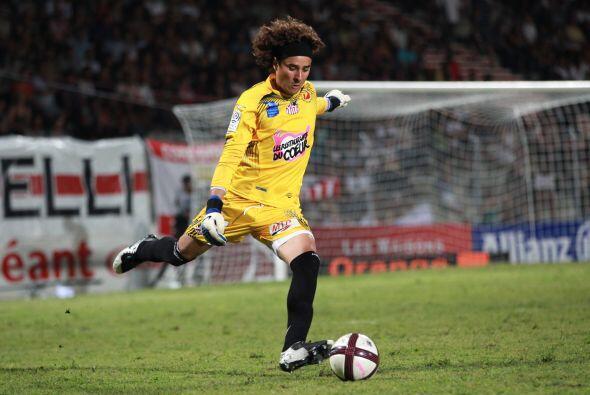 Asimismo, Guillermo Ochoa, declaró que el equipo de Córceg...
