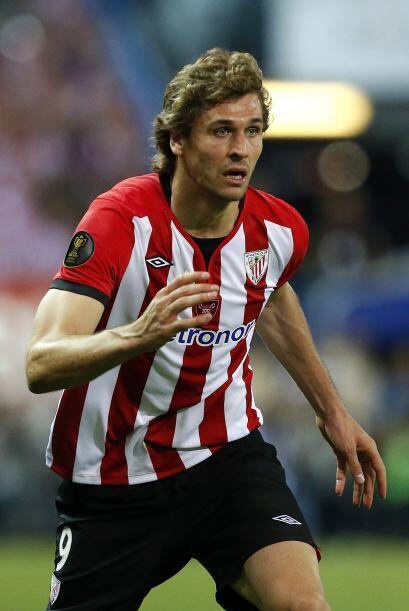 El español Fernando Llorente tiene amplias posibilidades de dejar...