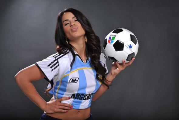 La puertorriqueña confesó que no es fanática del f&...