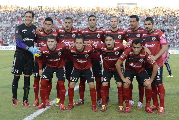 Los Xolos de Tijuana valen 19 millones 240 mil euros, la venta de jugado...