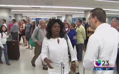 Opositores hablan del posible fin del embargo cubano