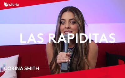 Las Rapiditas con... Corina Smith