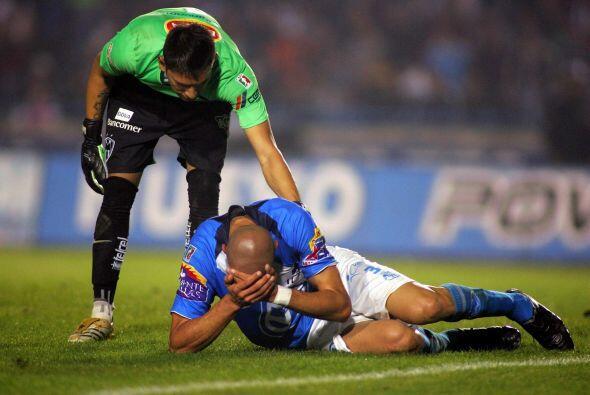 Al año siguiente, en el Clausura 2009, Puebla volvió a ini...