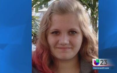 Policía busca jovencita de 14 años