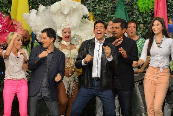 Sin duda, el más divertido fue Johnny Lozada, pero Kristin y Carlos Sald...