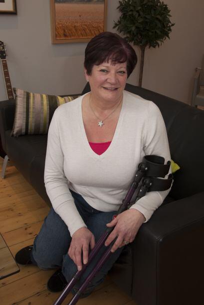 Todo comenzó cuando esta mujer de 54 años se encontraba re...